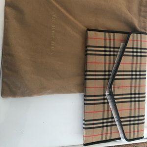 Burberry Medium Envelope Clutch